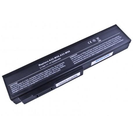 Baterie AVACOM NOAS-M50-S26 pro Asus M50, G50, N61, Pro64 Series Li-Ion 11,1V 5200mAh/58Wh black