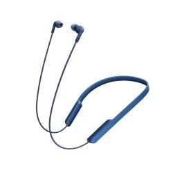 SONY Sluchátka ACTIVE MDR-XB70BT,handsfree,modrá