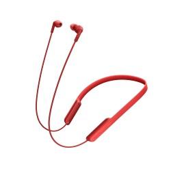 SONY Sluchátka ACTIVE MDR-XB70BT,handsfree,červená