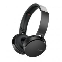 SONY sluchátka MDR-XB650BT bezdr.handsfr, černé