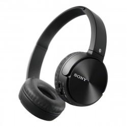 SONY sluchátka MDR-ZX330BT bezdr. handsfree, černé