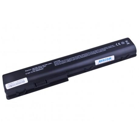 Baterie AVACOM NOHP-DV7-806 pro HP Pavilion DV7-1000, DV8, HDX X18 serie Li-Ion 14,4V 5200mAh /75Wh