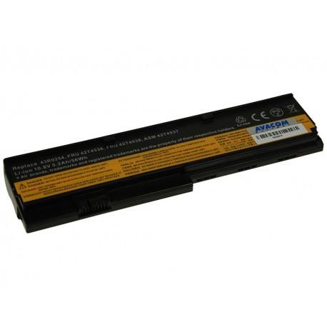 Baterie AVACOM NOLE-X200-806 pro Lenovo X200 series Li-Ion 11,1V 5200mAh/58Wh