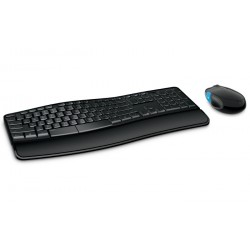 Microsoft Sculpt Comfort Desktop Wireless, CZ&SK