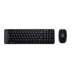 bezdrátový set Logitech Wireless Desktop MK220, US