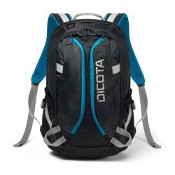 "Dicota Backpack Active 14-15,6"" černo/modrá"