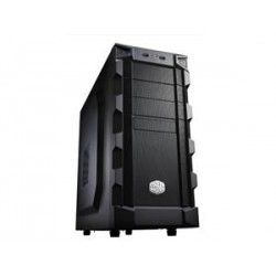 CoolerMaster case miditower K280, ATX,black,USB3.0