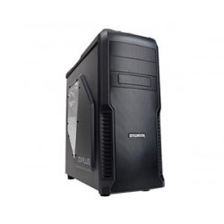 Zalman case midtower Z3 Plus, mATX/ATX, USB3.0