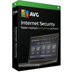 Prodl. AVG Internet Security 2016, 3 lic.(24 měs.) - elektronická licence