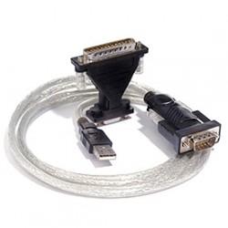 PremiumCord USB - RS 232 převodník