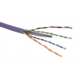 Instalační kabel Solarix CAT6 UTP LSOH 500m/špulka