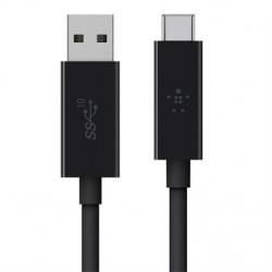 BELKIN kabel USB 3.1 USB-C to USB A 3.1