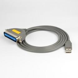 AXAGON USB2.0 - paralelní 36-pin printer adapter