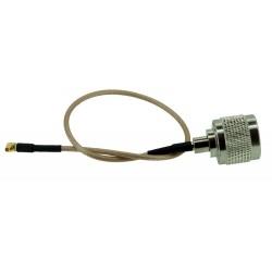 pigtail 25cm RG316 MMCX - N male