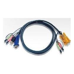 ATEN KVM sdružený kabel k CS-1732,34,58, USB, 1,8m