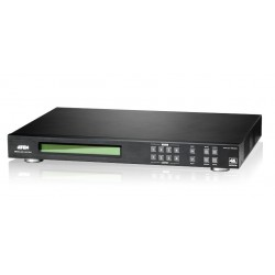 ATEN 4x4 port HDMI 2.0 matrix přepínač a scaler,4k