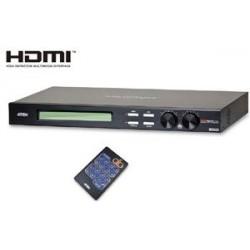 Aten 8x8 port HDMI matrix přepínač, přenos na 20m