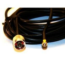 Pigtail N/M-RSMA, 30cm, do 6GHz