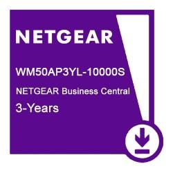 NETGEAR CLOUD WLESS MGMT 50AP 12 MONTHS, WM50AP1YL
