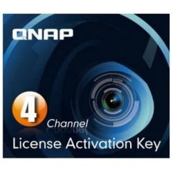 QNAP Camera License Pack x 4