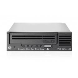 HPE LTO-6 Ultrium 6250 SAS Int Drv Bndl/TVlite