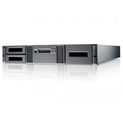 HP MSL2024 0-Drive Tape Library