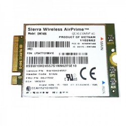 ThinkPad EM7455 4G LTE Mobile Broadband
