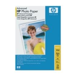 HP Advanced Glossy Photo Paper, A3, 20 ks, 250g/m2