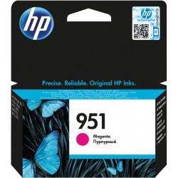HP 951 purpurová inkoustová kazeta, CN051AE