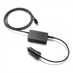 HP USB-C Auto Adapter