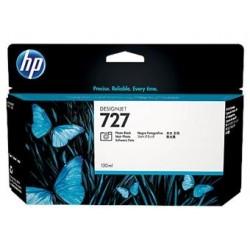 HP no 727 - černá foto ink.kazeta velká, B3P23A