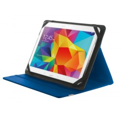 """TRUST Primo Folio Case with Stand for 10"""" tablets - blue"""