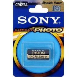 SONY Lithiová foto baterie CR123AB1A, CR123A