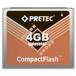 Industrial Pretec CF Card 4GB - Lynx Solution