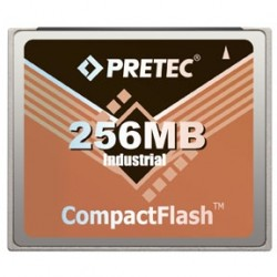 Industrial Pretec CF Card 128MB - Lynx Solution