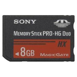 SONY Memory Stick Pro DUO HighGrade MSHX8B, 50MB/s