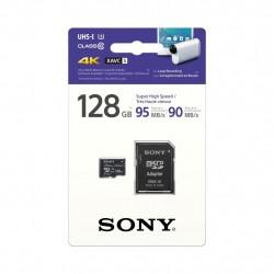 SONY microSD SRG1UZ 128GB, class10,95MB/s, adapter