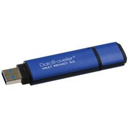 32GB Kingston DTVP30 USB 3.0 256bit AES Encrypted