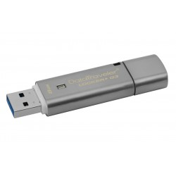 8GB USB 3.0 DT Locker+ G3 (vc. A. Data Security)