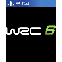 PS4 - WRC: FIA World Rally Championship 6