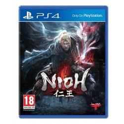 PS4 - Nioh - vychází 8.2.2017