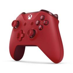 XBOX ONE - Bezdrátový ovladač Xbox One S červená