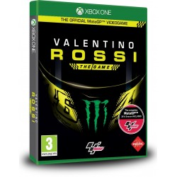 XBOX ONE - Valentino Rossi The Game