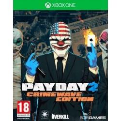 XBOX ONE - Payday 2: Crimewave Edition