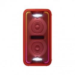 Sony Hi-Fi G-Tank GTK-XB7, USB,MP3,BT,NFC, červený