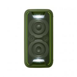 Sony Hi-Fi G-Tank GTK-XB5, USB,MP3,BT,NFC, zelený