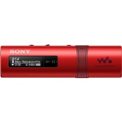 Sony MP3 přehrávač 4GB NWZ-B183 červený