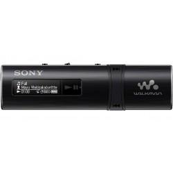 Sony MP3 přehrávač 4GB NWZ-B183F, FM rádio, černý