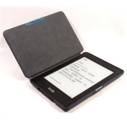 C-TECH pouzdro Kindle Paperwhite 3 hardcover,modré