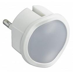 Světlo nouzové noční do zásuvky bílé